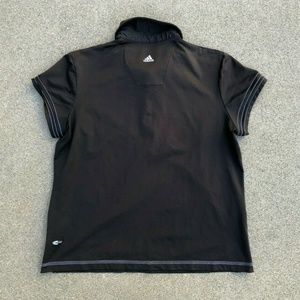 Adidas Climacool Short Sleeve Polo Athletic Shirt
